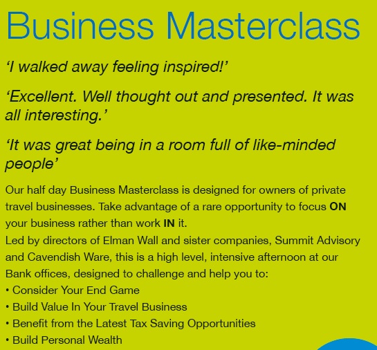 Business Masterclass